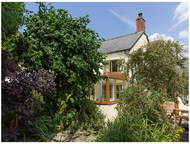 Shropshire Cottage Holidays - Click here for more about Jessamine Cottage