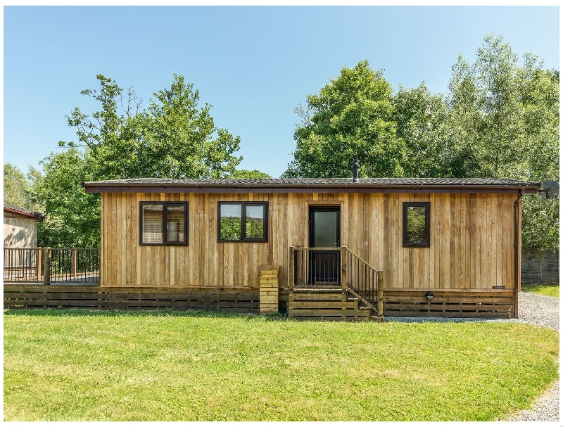 Shropshire Cottage Holidays - Click here for more about Lime Lodge