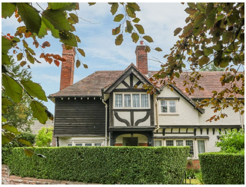Cheshire Cottage Holidays - Click here for more about No. 1 The Roseries
