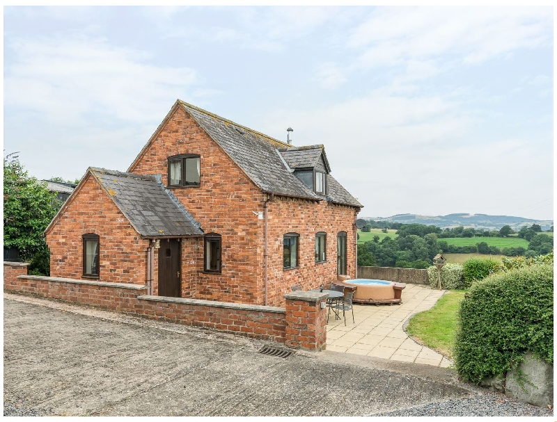 Powys Cottage Holidays - Click here for more about Waggoners Cottage