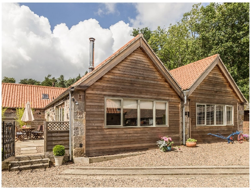 Northumberland Cottage Holidays - Click here for more about Sawmill Cottage