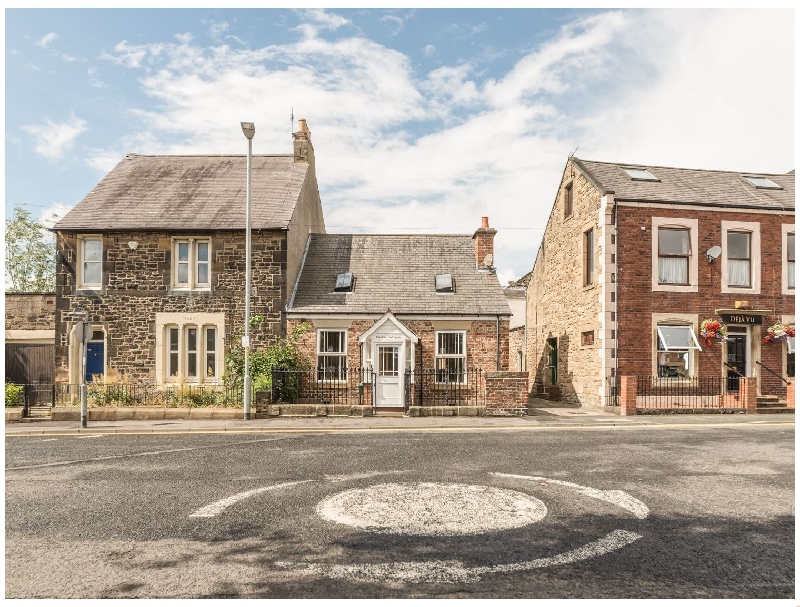 Northumberland Cottage Holidays - Click here for more about Dacre Cottage