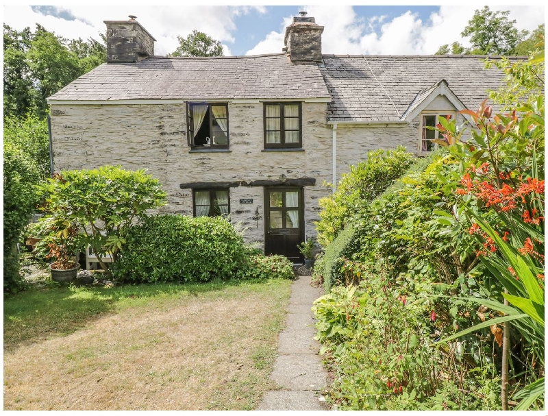Powys Cottage Holidays - Click here for more about Glanrhyd Cottage