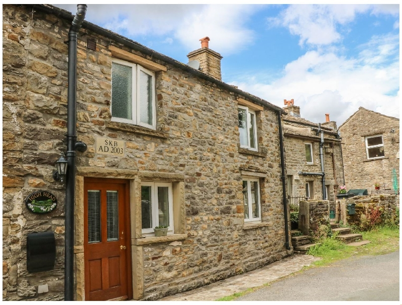 Yorkshire Cottage Holidays - Click here for more about High Head