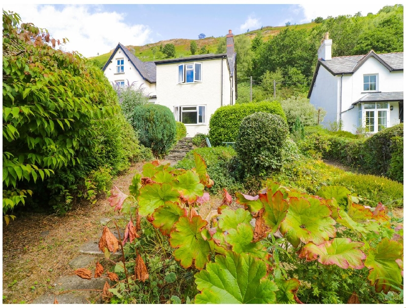 Denbighshire Cottage Holidays - Click here for more about Swn Y Coed