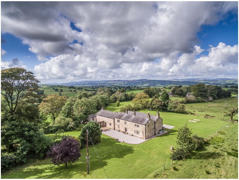 Lancashire Cottage Holidays - Click here for more about Wilkinson Fold