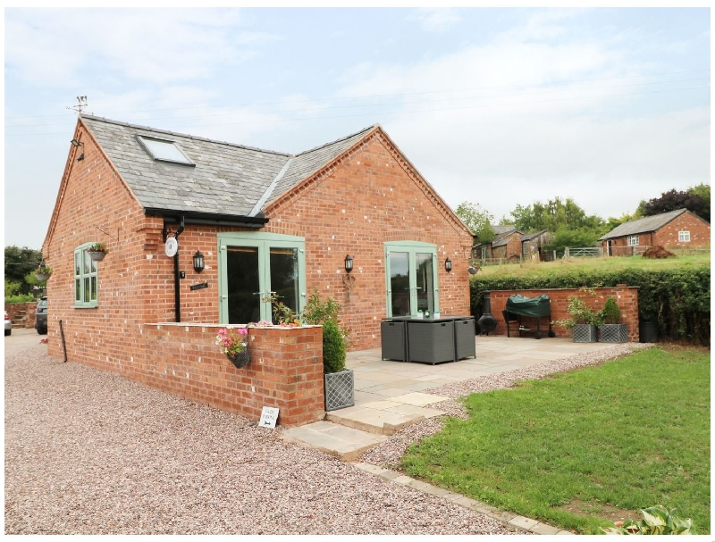Cheshire Cottage Holidays - Click here for more about Well View Cottage