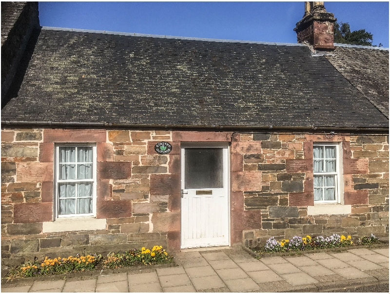 Lanarkshire Cottage Holidays - Click here for more about Kintyre Cottage
