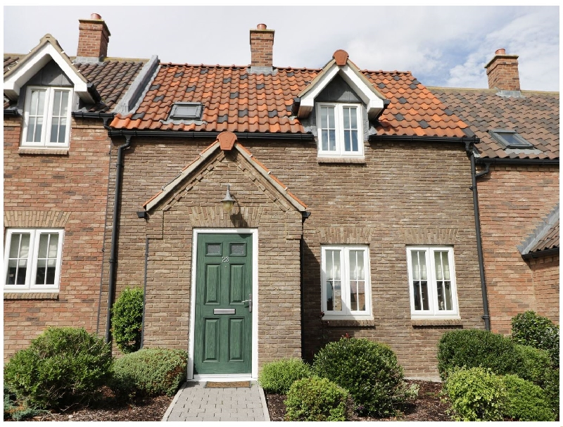 Yorkshire Cottage Holidays - Click here for more about Meadow View