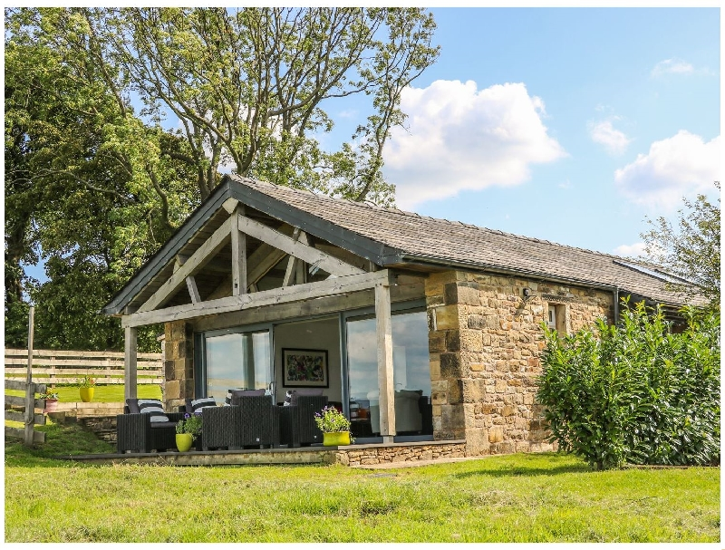 Lancashire Cottage Holidays - Click here for more about Meadow Cottage at Hill Top Farm