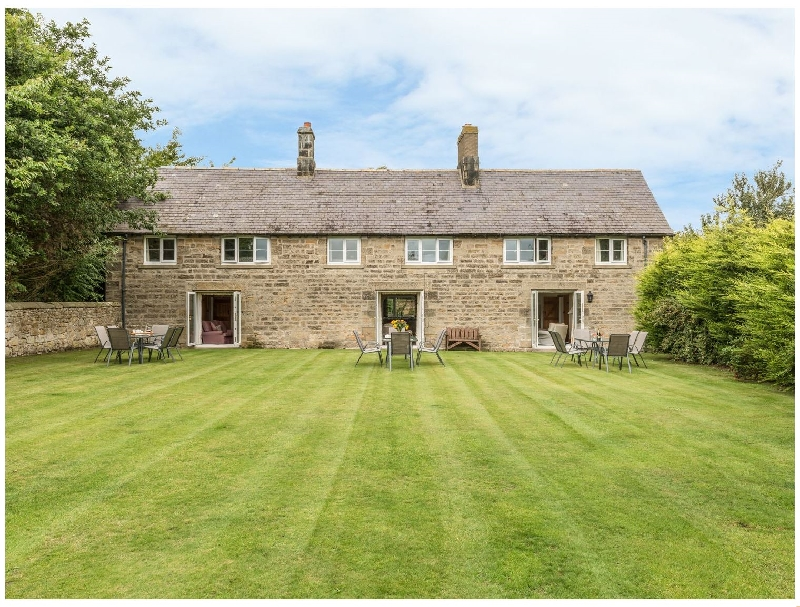 Northumberland Cottage Holidays - Click here for more about Dorothy's Cottage