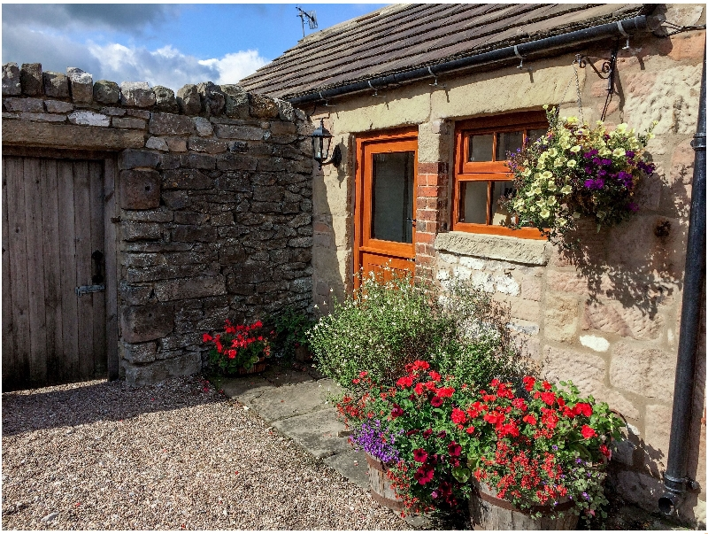 Derbyshire Cottage Holidays - Click here for more about The Cow Shed