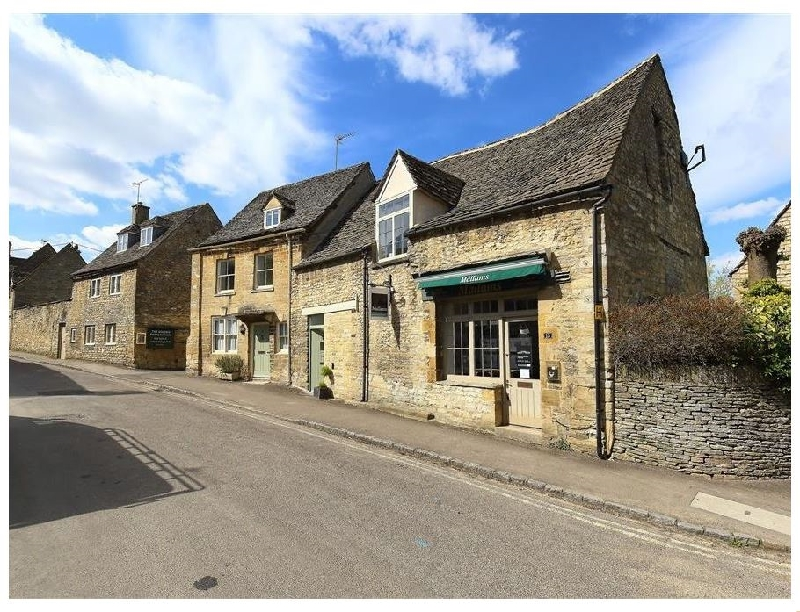 Click here for more about Burford's Old Bakery