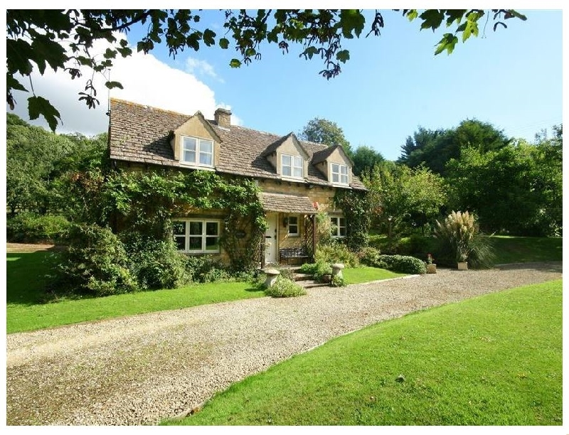 Gloucestershire Cottage Holidays - Click here for more about Orchard Cottage.