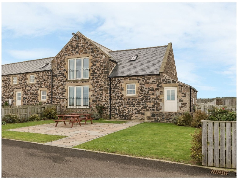 Northumberland Cottage Holidays - Click here for more about Granary Stone House