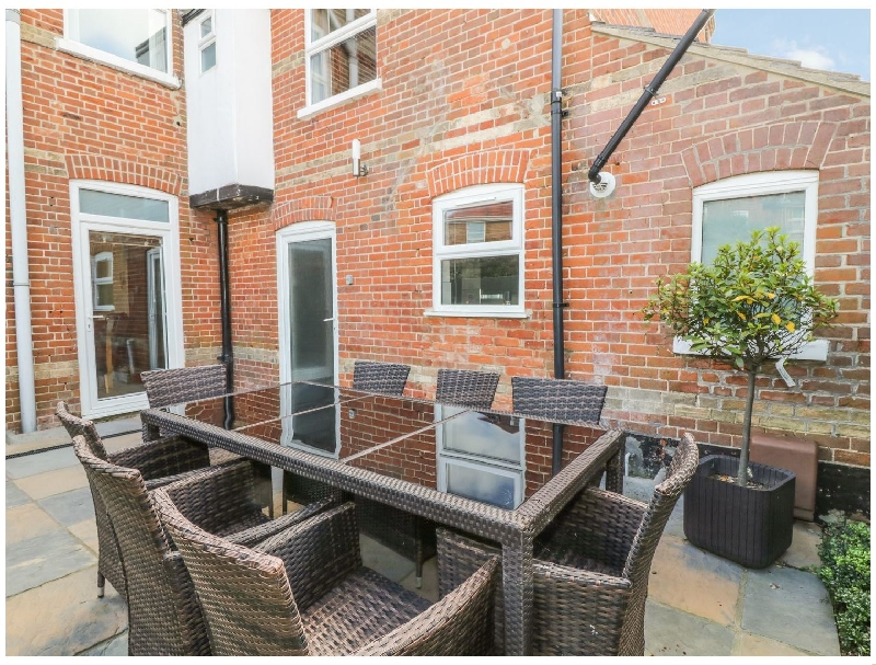 Norfolk Cottage Holidays - Click here for more about St Edmunds