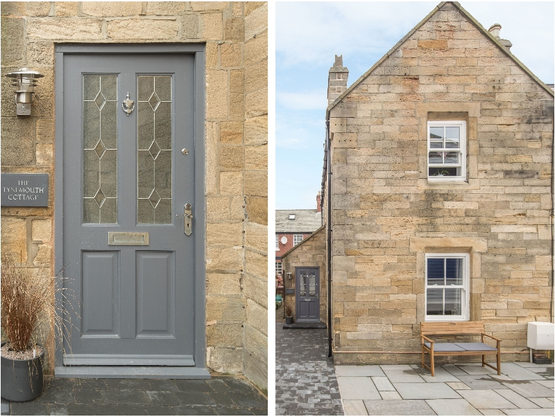 Northumberland Cottage Holidays - Click here for more about The Tynemouth Cottage
