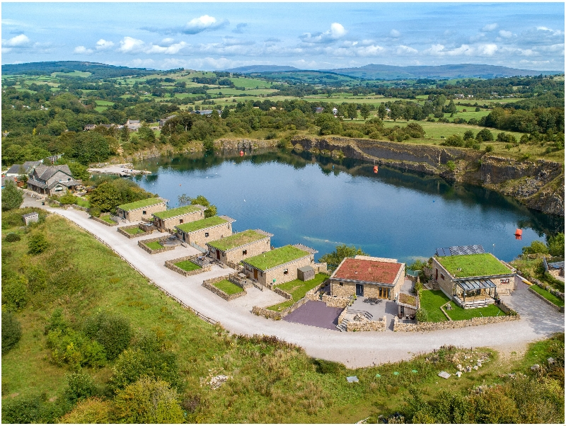 Lancashire Cottage Holidays - Click here for more about Jackdaw Quarry Retreat