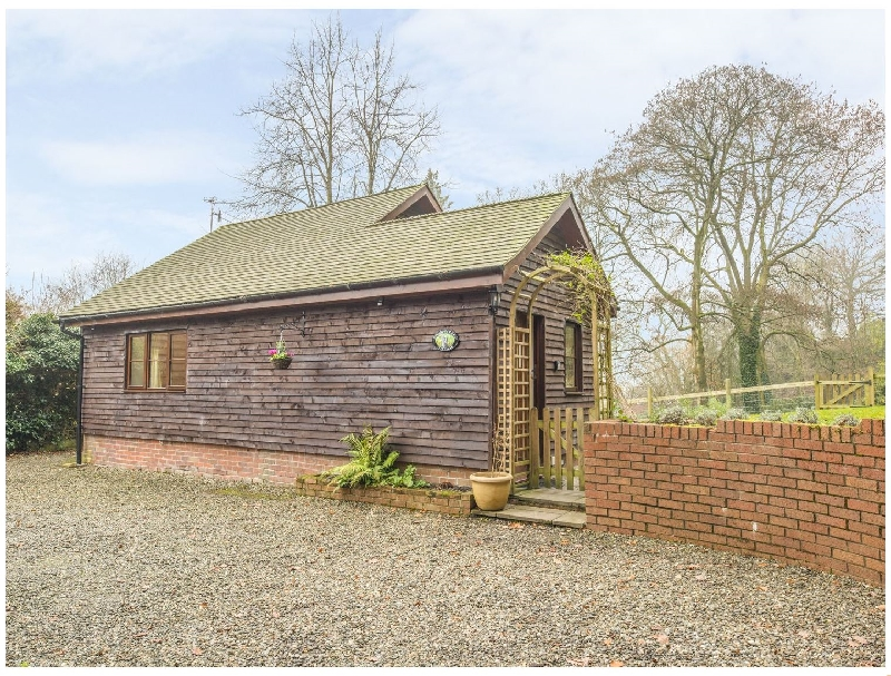 Shropshire Cottage Holidays - Click here for more about Woodpeckers Cottage