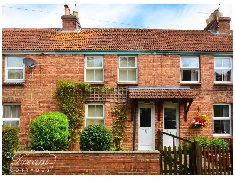 English Cottage Holidays - Brickyard Cottage