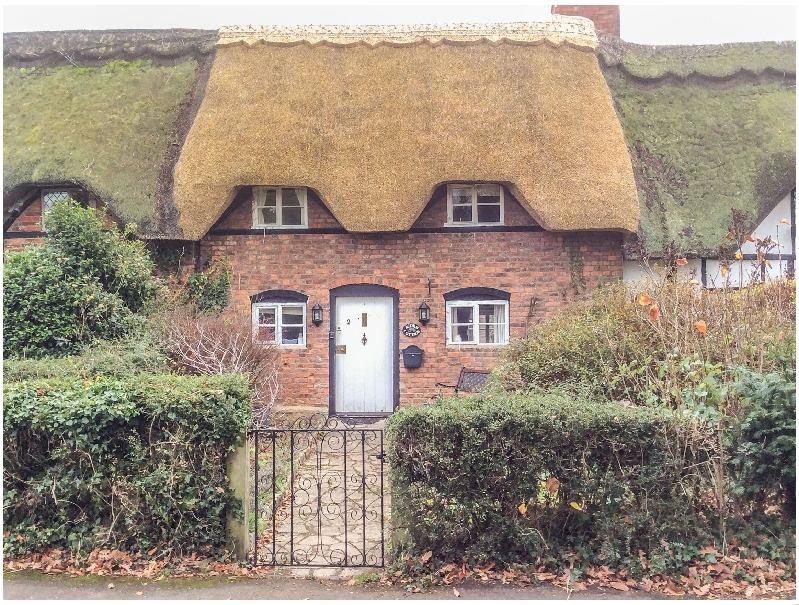 Worcestershire Cottage Holidays - Click here for more about Acorn Cottage