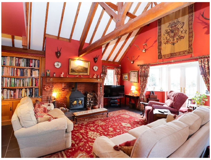 Denbighshire Cottage Holidays - Click here for more about The West Wing