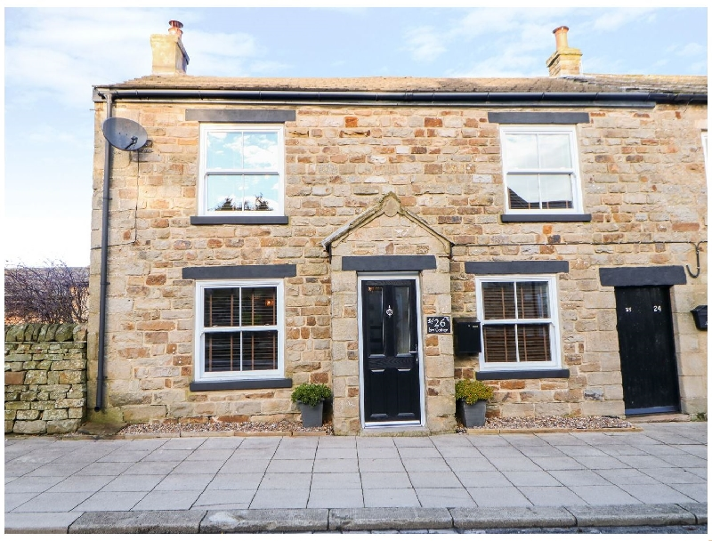 County Durham Cottage Holidays - Click here for more about 26 Front Street