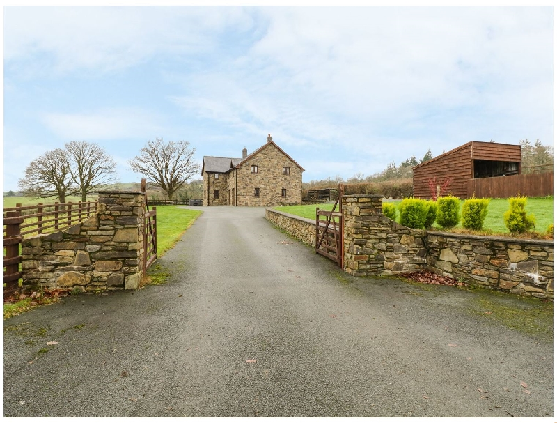 Powys Cottage Holidays - Click here for more about Ty Berllan