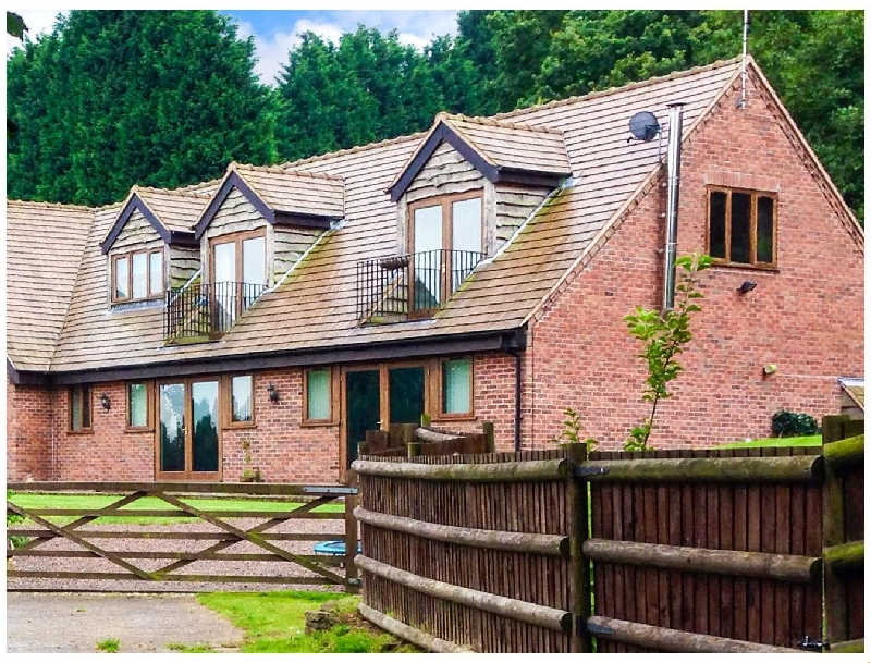 Worcestershire Cottage Holidays - Click here for more about Shatterford Lakes