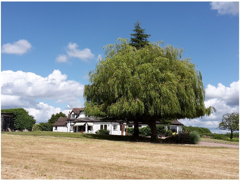 Worcestershire Cottage Holidays - Click here for more about The Cottage