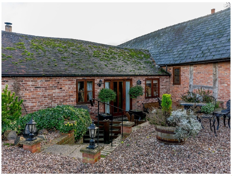 Shropshire Cottage Holidays - Click here for more about The Old Dairy