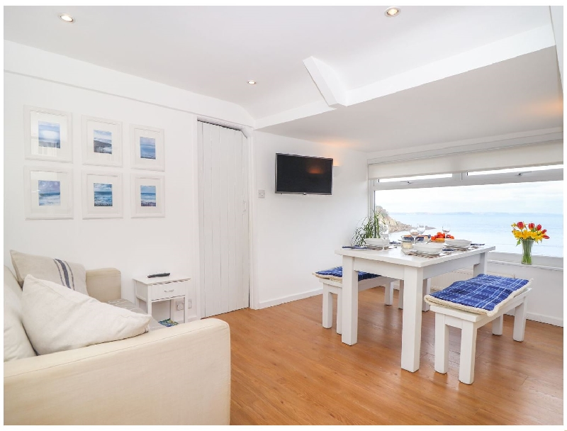Cornwall Cottage Holidays - Click here for more about The Loft at Beach House