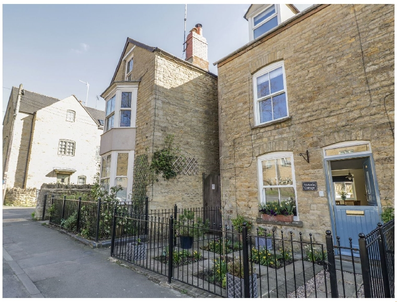 Oxfordshire Cottage Holidays - Click here for more about Victoria Cottage