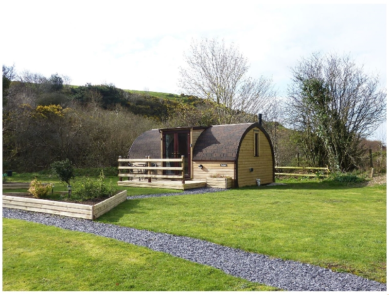 Denbighshire Cottage Holidays - Click here for more about Gelert Pod