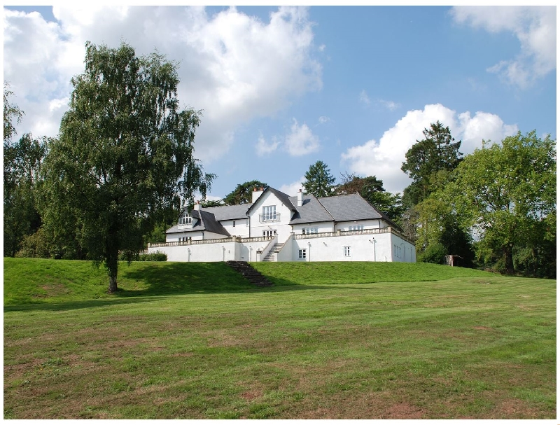 Monmouthshire Cottage Holidays - Click here for more about Woodbank