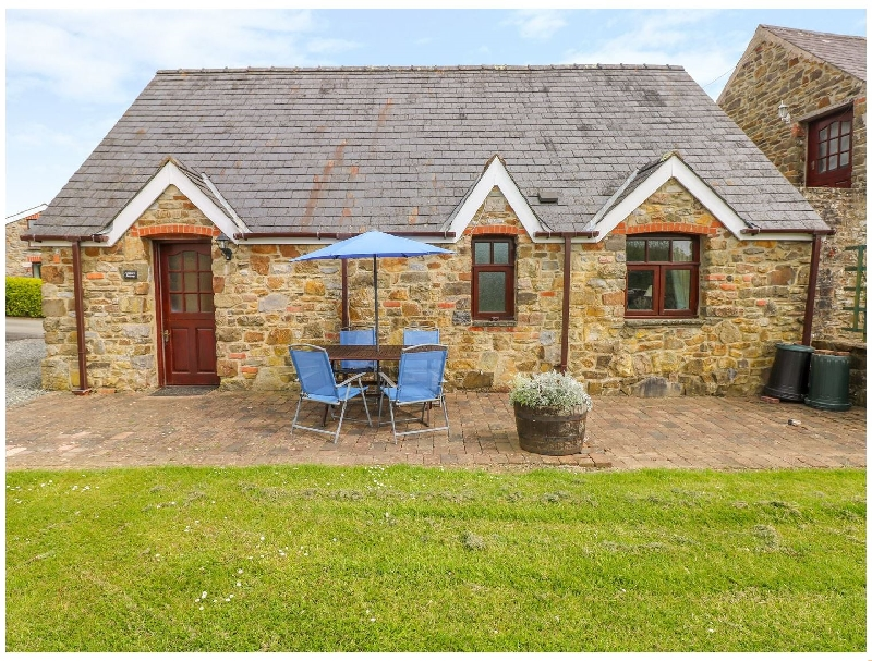 Click here for more about The Granary Cottage