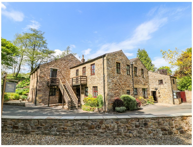 Lancashire Cottage Holidays - Click here for more about Wolfen Mill