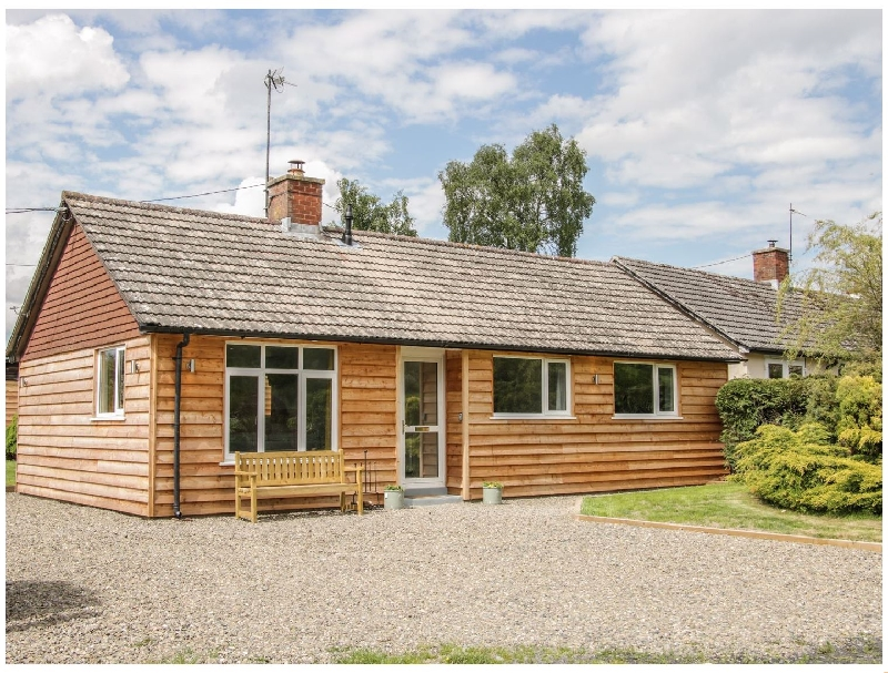 Shropshire Cottage Holidays - Click here for more about Edge View