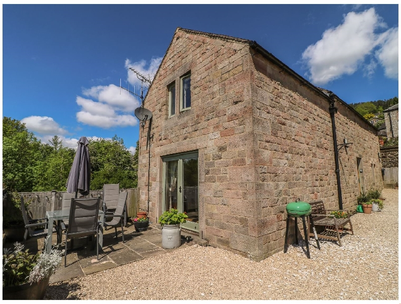 Derbyshire Cottage Holidays - Click here for more about The Milk House