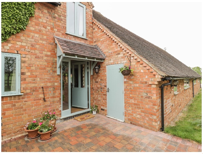 Warwickshire Cottage Holidays - Click here for more about Rectory Cottage
