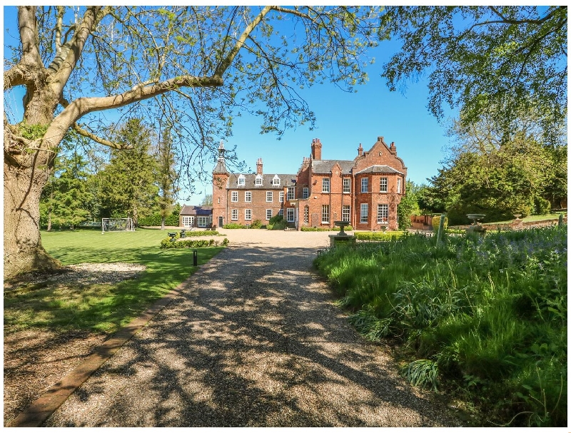 Lincolnshire Cottage Holidays - Click here for more about Teulons Hall