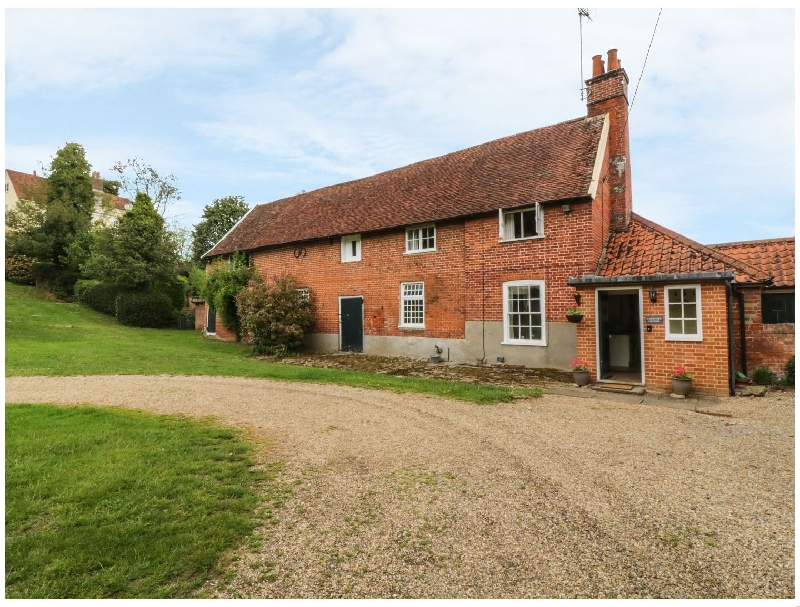 Suffolk Cottage Holidays - Click here for more about Gardener's Cottage