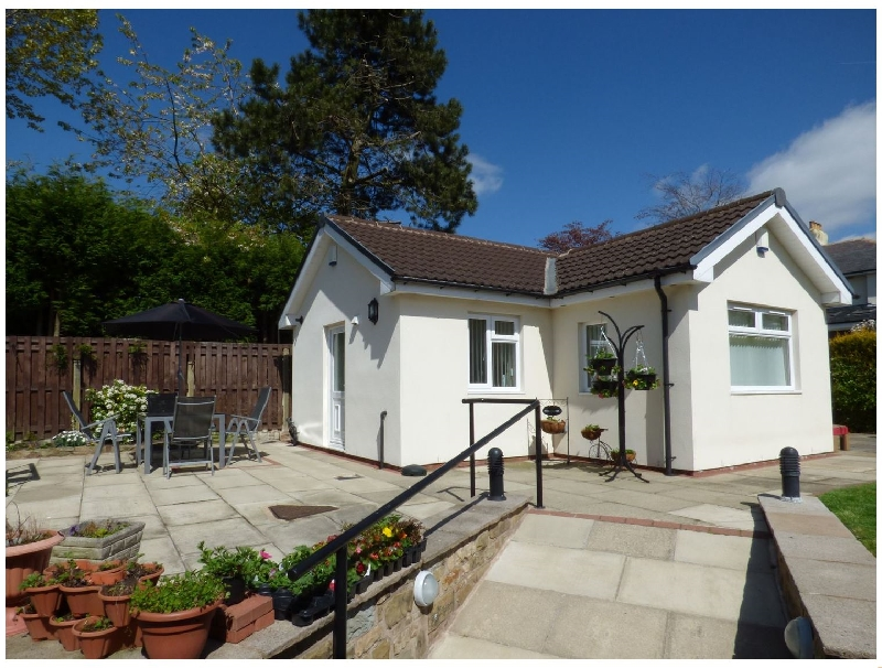 Lancashire Cottage Holidays - Click here for more about The Bungalow