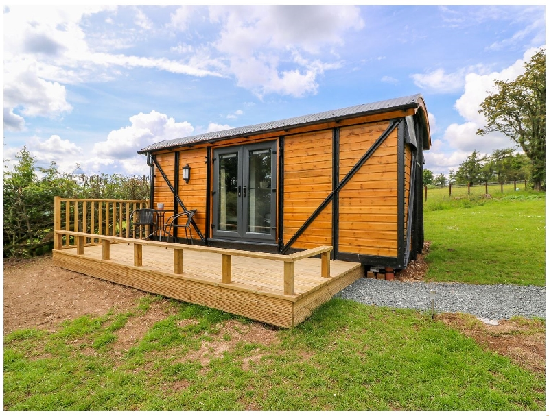 Powys Cottage Holidays - Click here for more about Hare's Way
