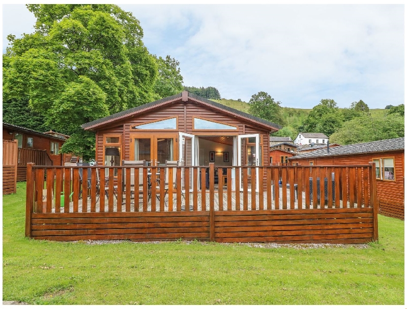 Cumbria Cottage Holidays - Click here for more about FellView Lodge