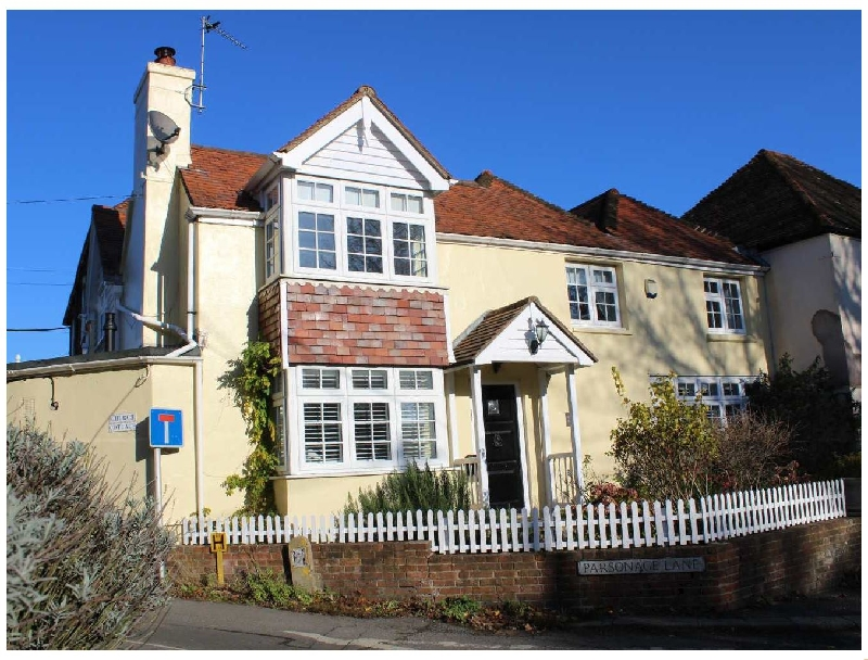East Sussex Cottage Holidays - Click here for more about Church Cottage