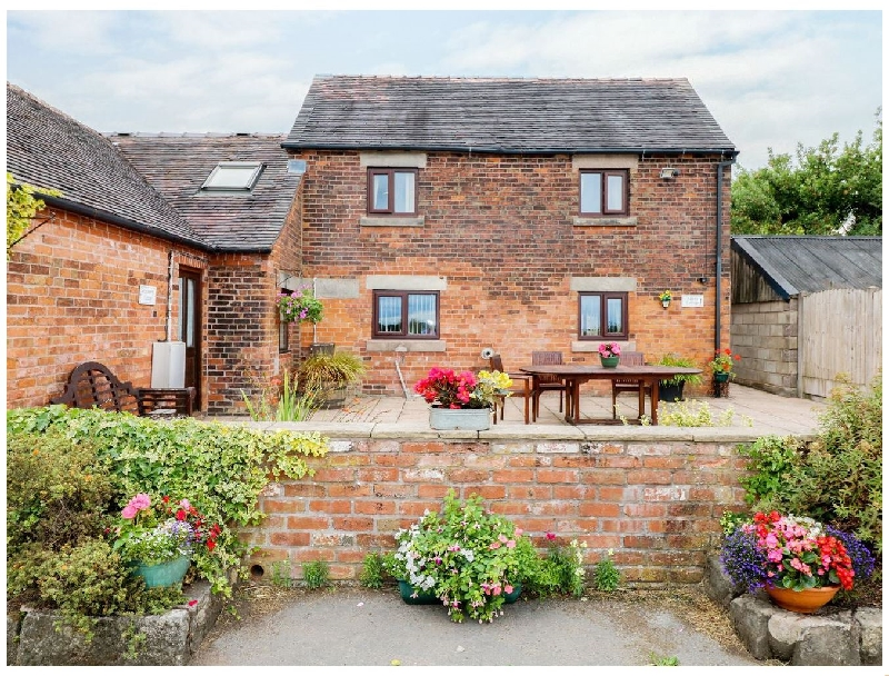 Staffordshire Cottage Holidays - Click here for more about Alice's Cottage