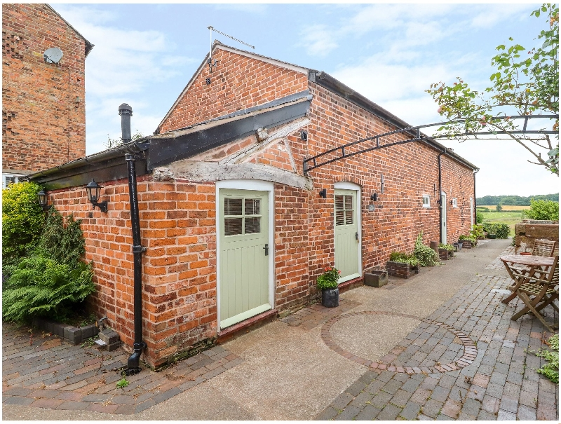 Cheshire Cottage Holidays - Click here for more about The Dairy