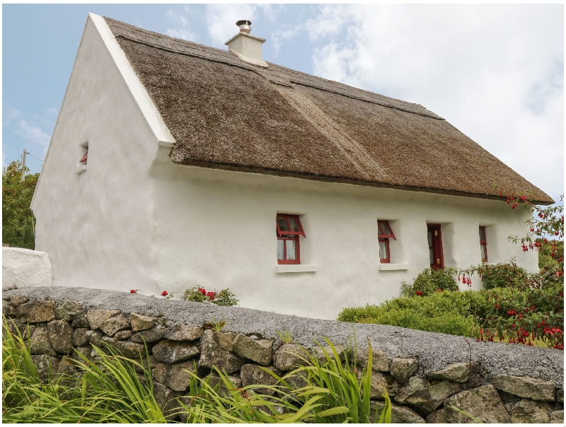 Galway Cottage Holidays - Click here for more about Spiddal Thatch Cottage