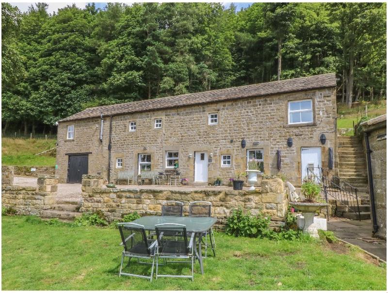 English Cottage Holidays - Nidderdale Cottage